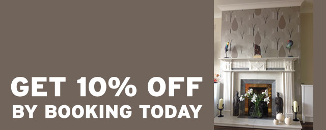 Property Special Offer – 10% OFF by booking today
