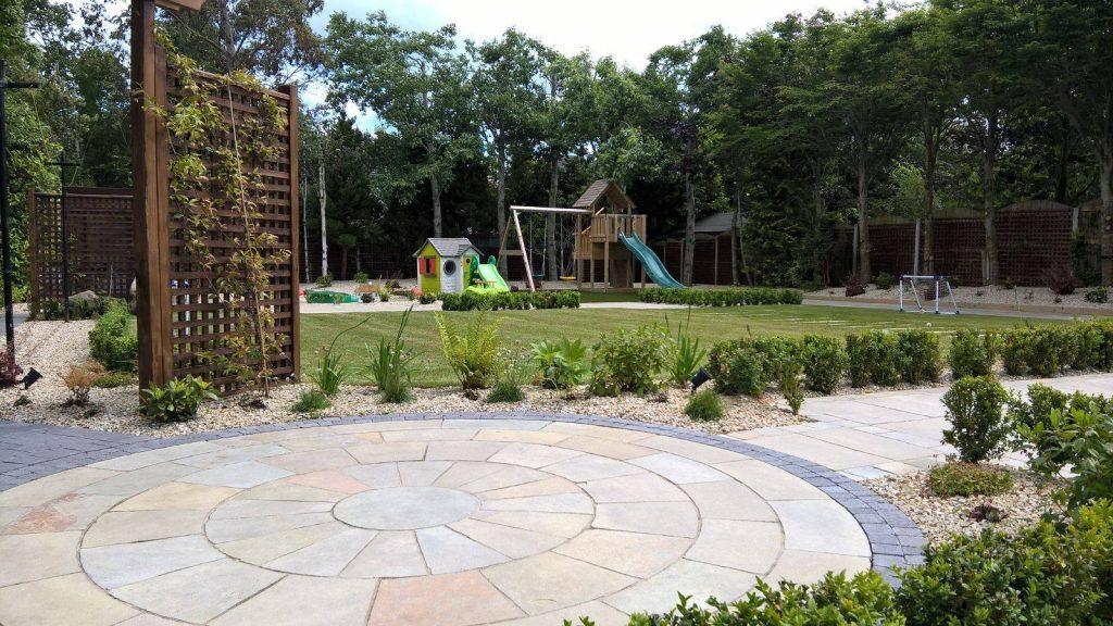 dubin garden design